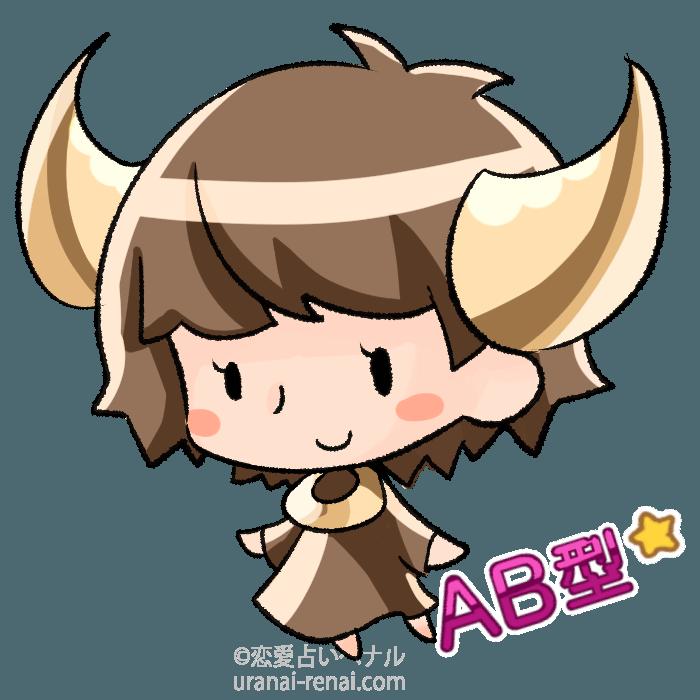 女子 性格 型 Ab