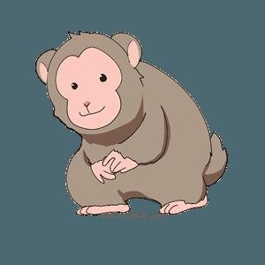 15種動物キャラ占い【サル】|無料性格・仕事・恋愛・相性診断