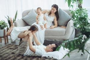 四柱推命で子宝占い ‐ ズバリ将来何人の子供に恵まれる?