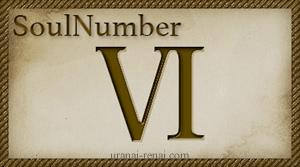 ソウルナンバー6の相性・性格|ソウルナンバー占い