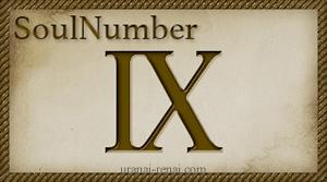 ソウルナンバー9の相性・性格|ソウルナンバー占い