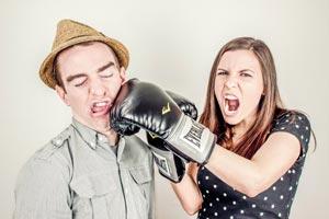 タロット占いで相性占い - 彼氏と喧嘩ばかり。彼と結婚したらどうなる?