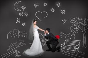 タロット占いで結婚占い - 彼氏が結婚を決意するきっかけは?