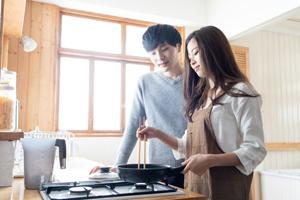結婚前提!同棲するタイミング-結婚占い