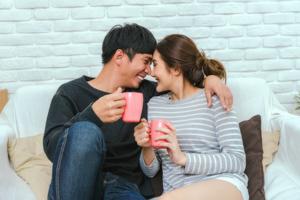 タロット占い ‐ 彼の愛情は何%私に向いてる?